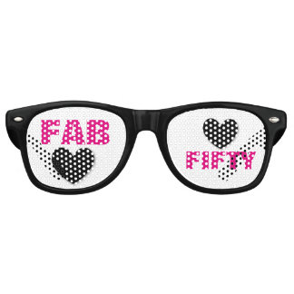 DIY Create Your Own BIRTHDAY Party Shades A62