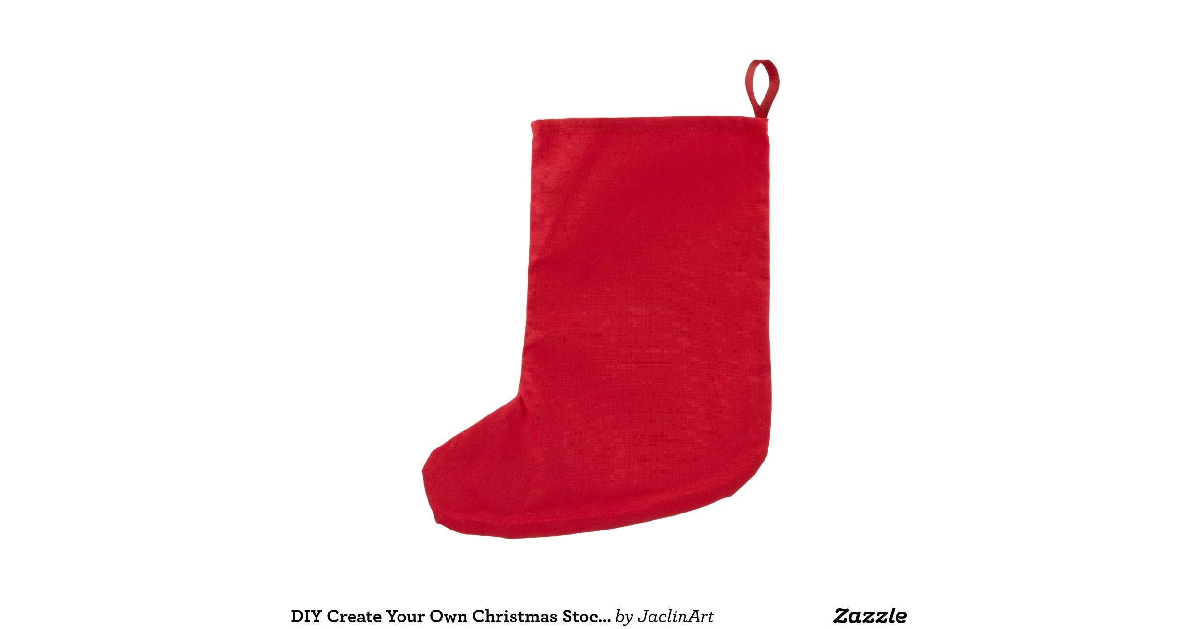 Diy Create Your Own Christmas Stocking V01a