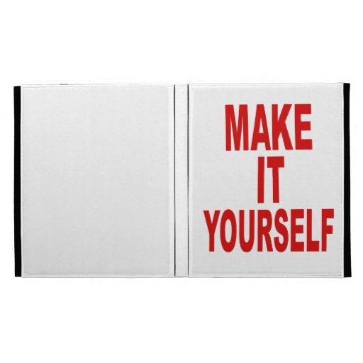 Diy Create Your Own Custom Ipad 1 2 Or 3 Folio Ipad Case Zazzle