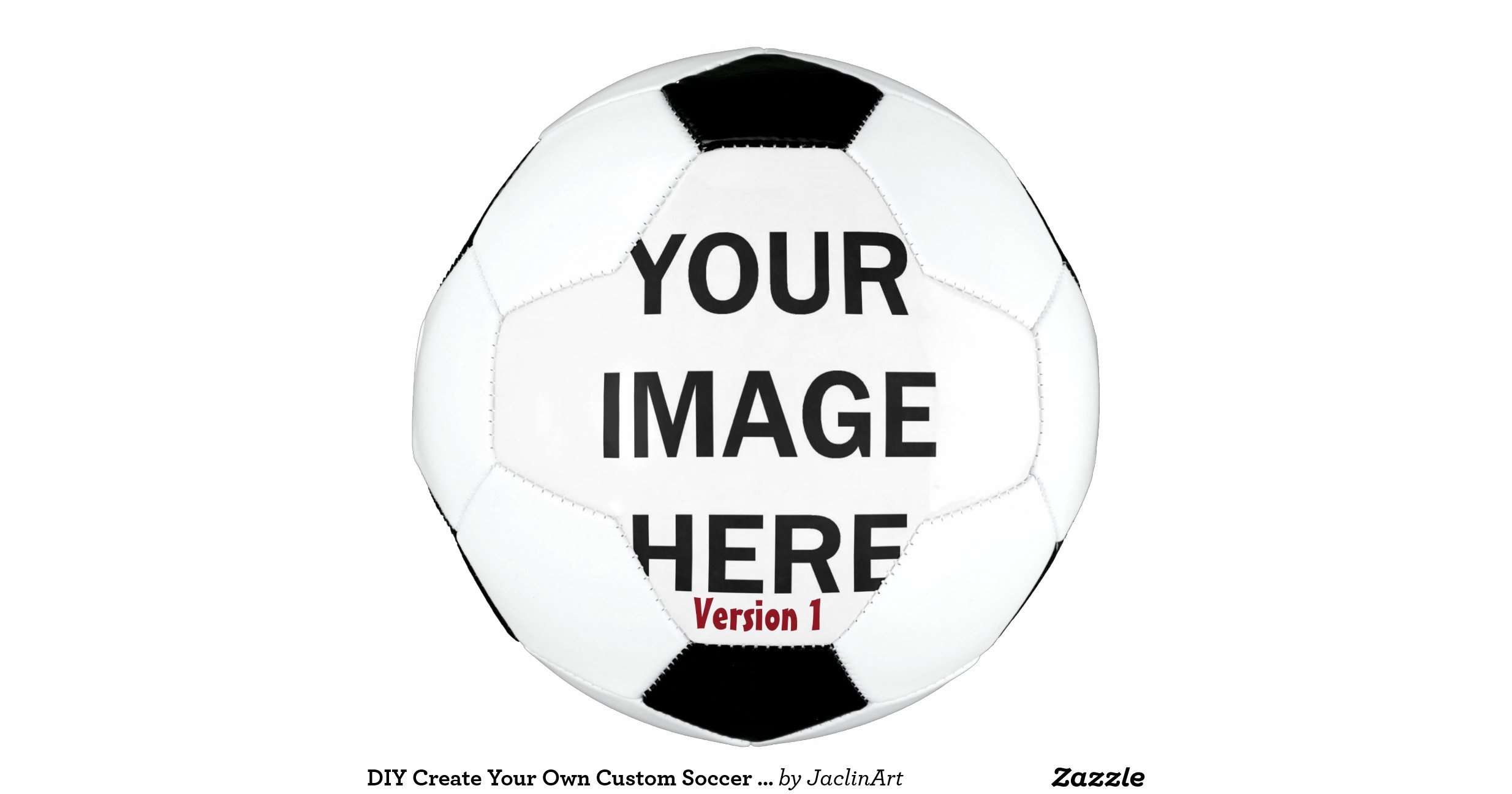 how to make your own soccer ball