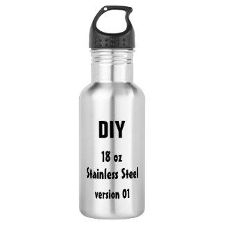 DIY Create Your Own Custom Water Bottle V01