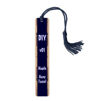 DIY Create Your Own Custom Wooden Bookmark V01 Wood Bookmark