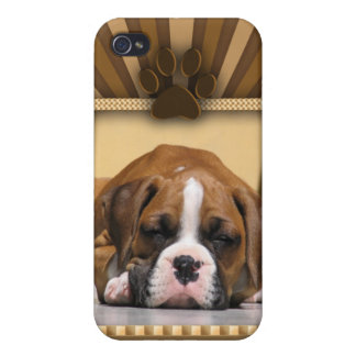 DIY Create your own dog phone case iPhone 4 Cases