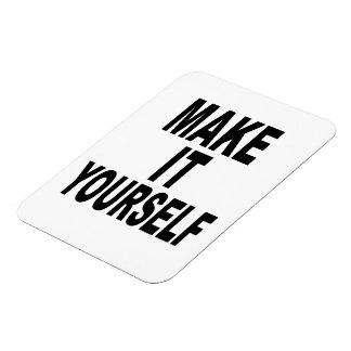 DIY Create Your Own Flexible Fridge Magnet