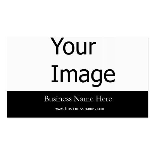 Diy Create Your Own Home Office And Business Business Card Zazzle
