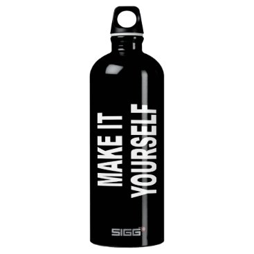 USA Themed DIY Create Your Own Made In The USA Aluminum Water Bottle