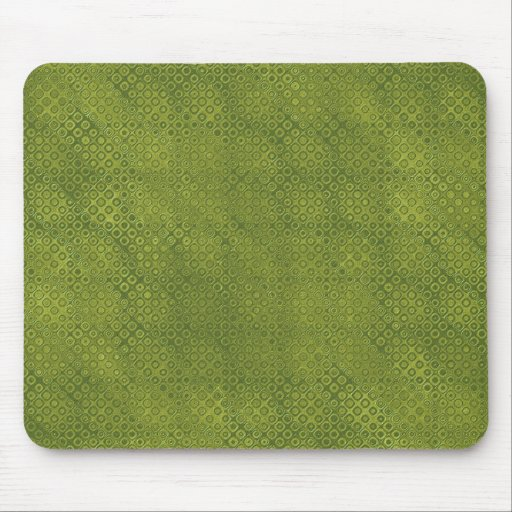diy create your own olive green modern dots mouse pad zazzle. Black Bedroom Furniture Sets. Home Design Ideas