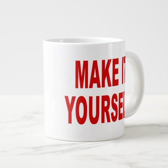 DIY Create Your Own Specialty Espresso Mugs