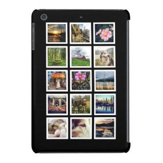 DIY Custom 15 Instagram Photo Grid iPad Mini Retina Cases