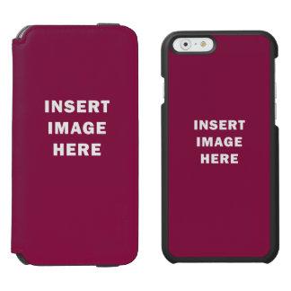 DIY Custom iPhone 6 Wallet Case Make Your Own Incipio Watson™ iPhone 6 Wallet Case