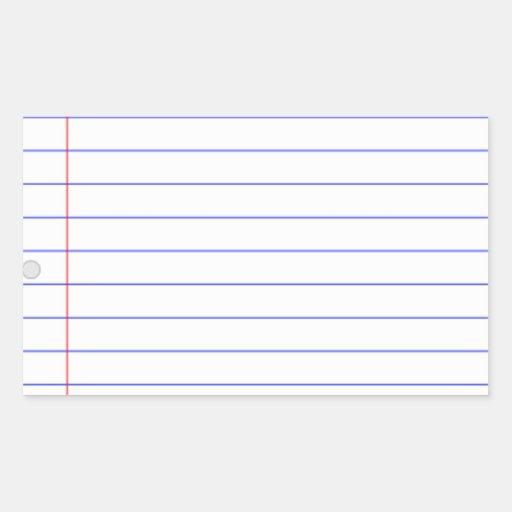 custom notebook paper