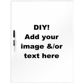 DIY Design It Yourself Custom Dry Erase Wall Decor Dry-Erase Board