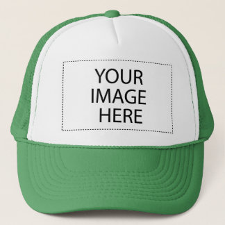 DIY Design Your  Gift Item Green or Other Colors Trucker Hat