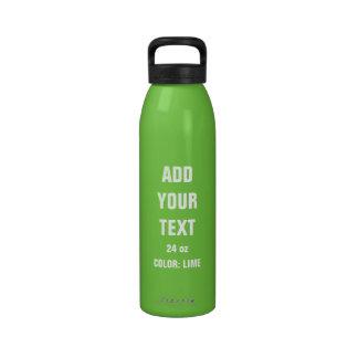 DIY Design Your Own 24 oz Water Bottle