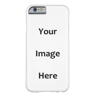 DIY Design Your Own Custom Gift Item Barely There iPhone 6 Case