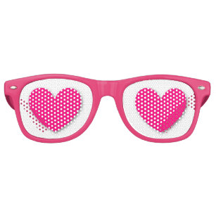 8c88ddb995 DIY Design Your Own Custom HEARTS Party Shades A43