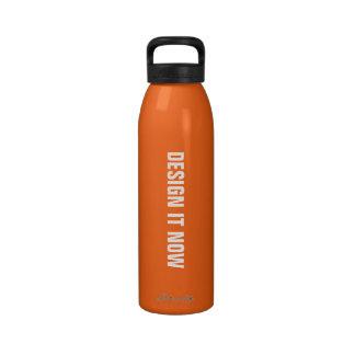 DIY Design Your Own Custom Water Bottle V34