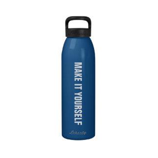 DIY Design Your Own Custom Water Bottle V35