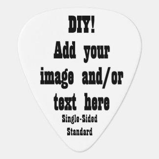 DIY Design Your Own Guitar Pick STANDARD V01