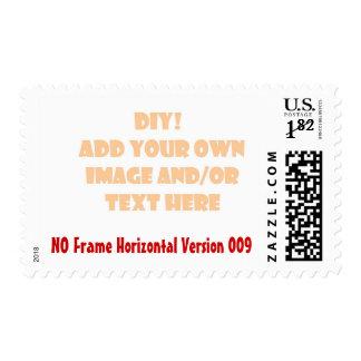 DIY Design Your Own Horizontal Wedding Stamp A04Z
