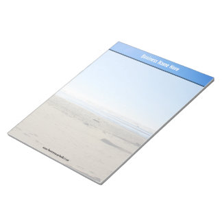 DIY, design your own notepad.  Change the landscap Notepad