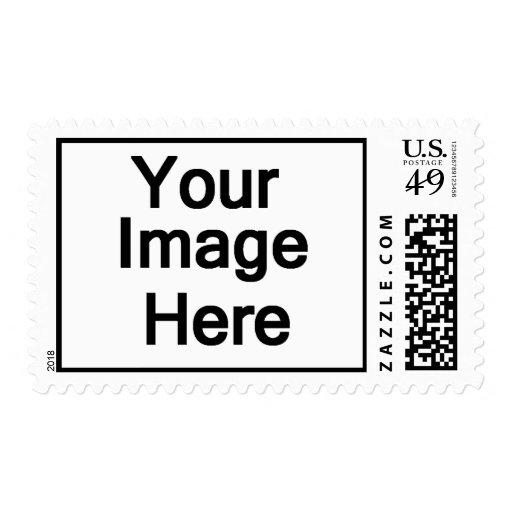 DIY Design Your Own Photo Wedding Stamp
