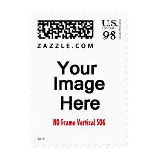 DIY Design Your Own Photo Wedding Stamp S06
