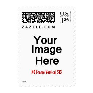 DIY Design Your Own Photo Wedding Stamp S13