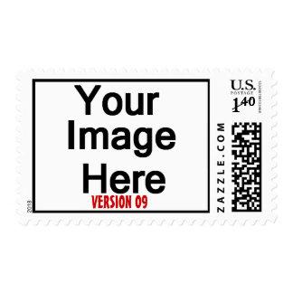 DIY Design Your Own Photo Wedding Stamp Ver 08