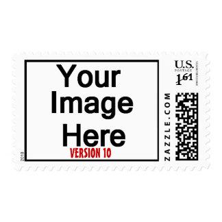 DIY Design Your Own Photo Wedding Stamp Ver 10