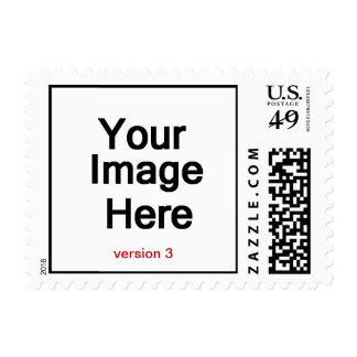 DIY Design Your Own Photo Wedding Stamp Version 3