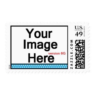 DIY Design Your Own Photo Wedding Stamp Version 6G