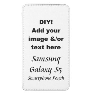 DIY Design Your Own Smartphone Pouch V03