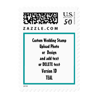 DIY Design Your Own Stamp SMALL Postcard Size V004