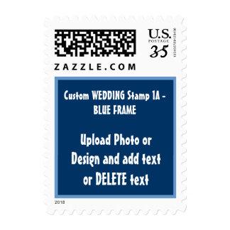 DIY Design Your Own Stamp SMALL Postcard Size V01C