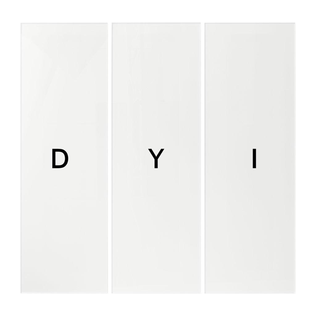 DIY Designing Triptych Wall Art