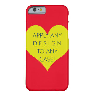 DIY / DO IT YOURSELF ~ iPhone6/6s Barely There iPhone 6 Case