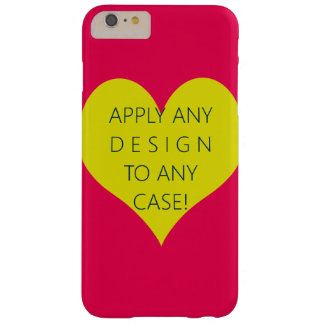 DIY / DO IT YOURSELF ~ iPhone6/6s Plus Barely There iPhone 6 Plus Case