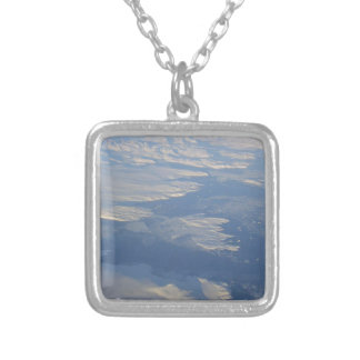 DIY : Editable to add your text n image Square Pendant Necklace