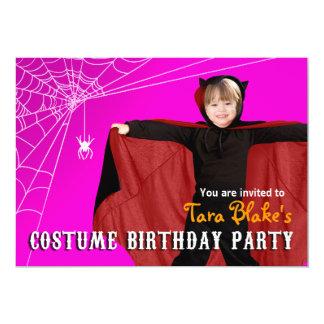 DIY embroma a la fiesta de cumpleaños de la foto Invitacion Personal