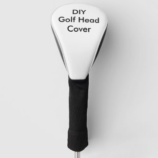 DIY Golf Head Cover