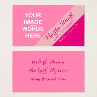 DIY / Insert Photo - Business Card