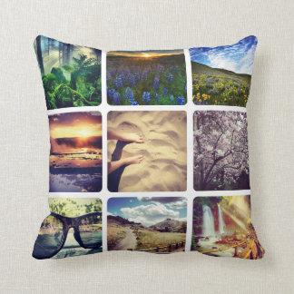 DIY Instagram Throw Pillow