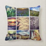 "DIY Instagram Throw Pillow<br><div class=""desc"">Do it yourself instagram pillow. Easily replace model photos with your own instagram photos. Add some serious personalization to your home d&#233;cor.</div>"