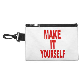 DIY Make It Yourself Accessory Bag