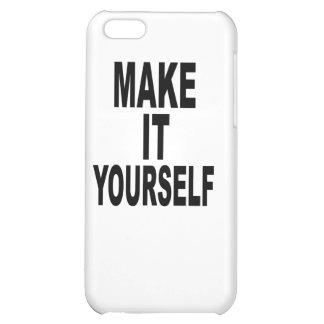 DIY Make It Yourself Apple iPhone 4 Case