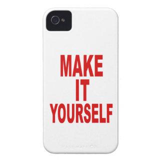 DIY Make It Yourself Custom iPhone 4/4S ID Case