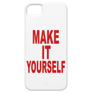 DIY Make It Yourself Custom iPhone 5 ID Case iPhone 5 Cases