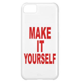 DIY Make It Yourself Custom iPhone 5 ID Case iPhone 5C Cover
