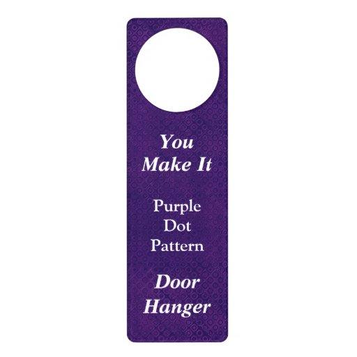 Diy make your own custom door hanger v05 zazzle for Create your own door